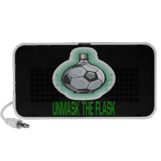 Unmask The Flask Laptop Speakers