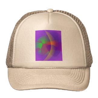 Unmasked Blue Purple Trucker Hat