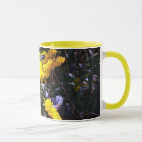 Unmellow Yellow Mug