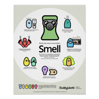 Unmentionables: Smell Posters
