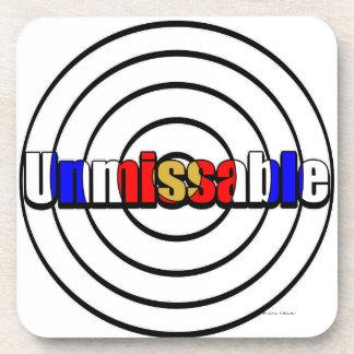 Unmissable Drink Coaster