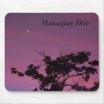 Unmodified Hawaii Sunset Mouse Pad