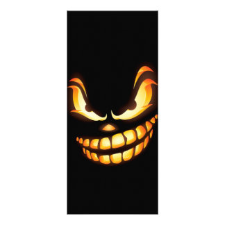 unmutiger-expression-852549 SCARY CARTOON SMILE BL Rack Card