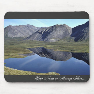 Unnamed Lake in Brooks Range Mouse Pad