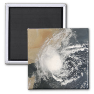 Unnamed Tropical Cyclone 2 Inch Square Magnet