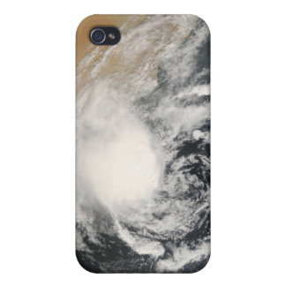 Unnamed Tropical Cyclone iPhone 4 Cases