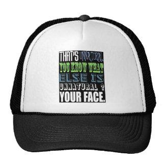 Unnatural Hats