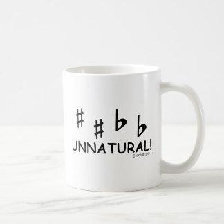 Unnatural Coffee Mugs