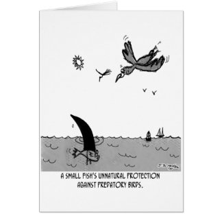 Unnatural Protection Card