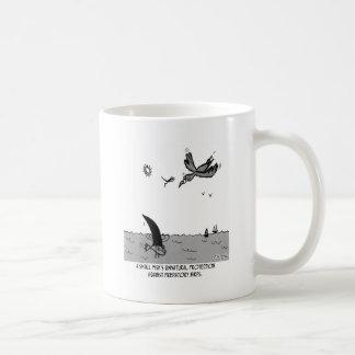 Unnatural Protection Coffee Mug