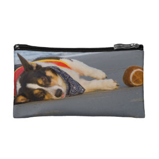Unnecessary Roughness Cosmetic Bag
