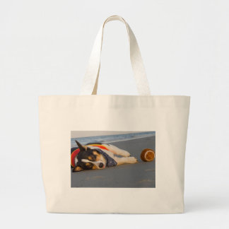 Unnecessary Roughness Jumbo Tote Bag