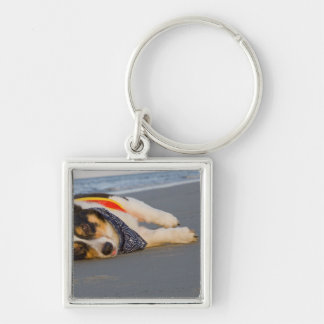 Unnecessary Roughness Key Chain
