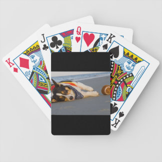 Unnecessary Roughness Bicycle Playing Cards