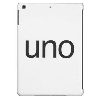 uno.ai funda para iPad air