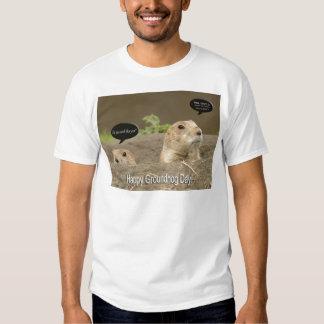 Uno al año, día de la marmota poleras