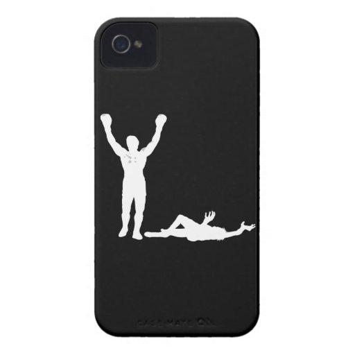 Uno-Caja-Alypse del zombi iPhone 4 Case-Mate Funda