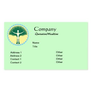 Uno con diseño tarjeta de visita