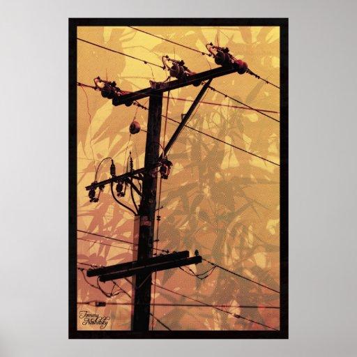 Uno-de alto voltaje poster