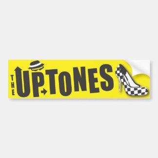 Uno de la pegatina para el parachoques de Uptones Etiqueta De Parachoque