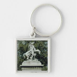 """Uno de los dos """"caballos margosos"""", 1739-45 llavero personalizado"""