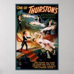 Uno de los misterios asombrosos de Thurston Poster