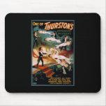 Uno de los misterios asombrosos de Thurston Tapetes De Ratones