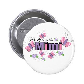 Uno de un Mimi bueno Pins