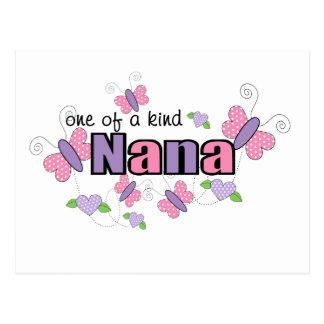 Uno de una Nana buena Tarjeta Postal