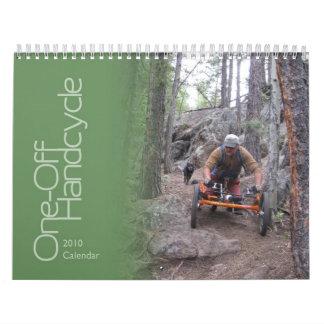 Uno del calendario de Handcycle 2010