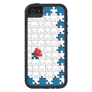 Uno en 110 - conciencia del autismo iPhone 5 fundas