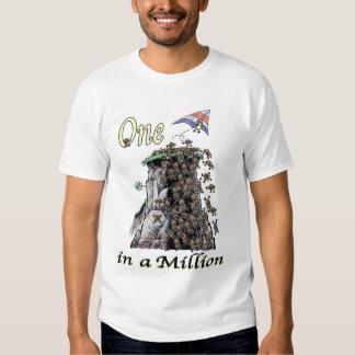 Uno en millón playeras