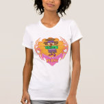 Uno en regalos del día de madres de millón de camiseta