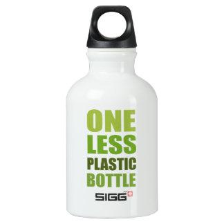 Uno menos botella plástica 16 onzas