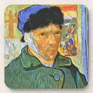 Uno mismo de Van Gogh Posavasos