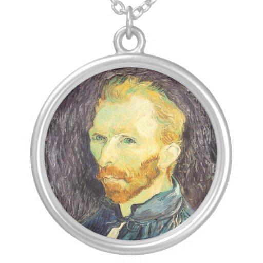 Uno mismo de Vincent van Gogh Colgante