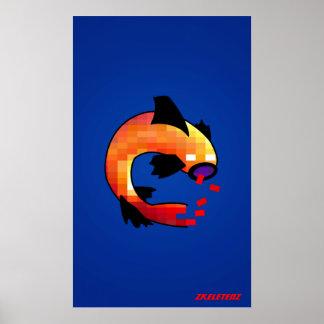 Uno Mismo-Su-Pescados-ient Poster