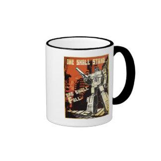 Uno se colocará (urbano) taza de café