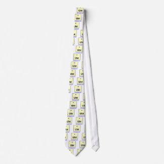Unobtainium (aka: the unavailability) tie