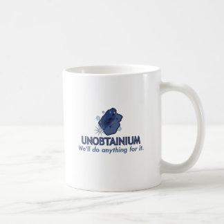 Unobtainium Coffee Mug
