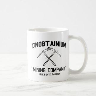 Unobtainium Company Minera Tazas De Café