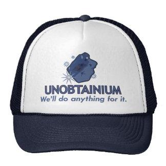 Unobtainium Gorros Bordados