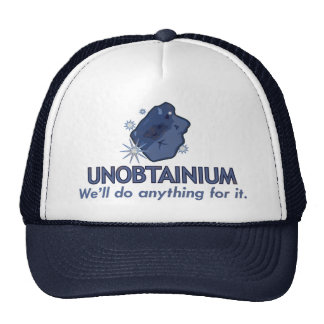 Unobtainium Gorro
