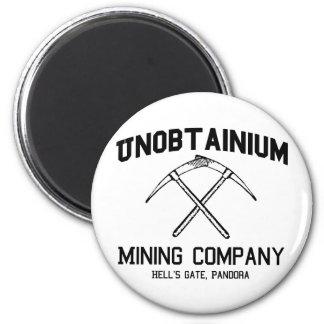 Unobtainium Mining Company Magnet