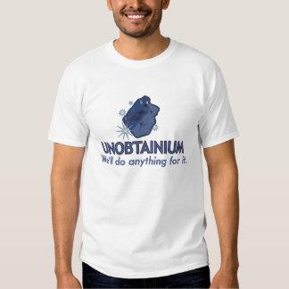 Unobtainium Tee Shirt