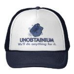 Unobtainium Trucker Hats