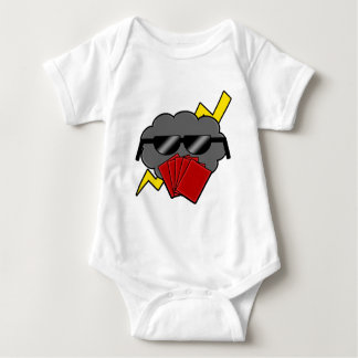 Unofficial Stormbluff Isle Server Clean Logo Baby Bodysuit