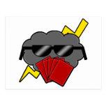 Unofficial Stormbluff Isle Server Clean Logo Postcard