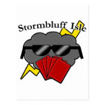 Unofficial Stormbluff Isle Server Name & Logo Post Cards