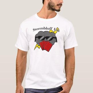 Unofficial Stormbluff Isle Server Name & Logo T-Shirt